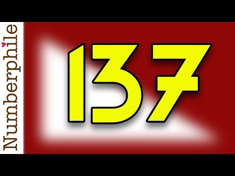 5, 13 and 137 are Pythagorean Primes - Numberphile