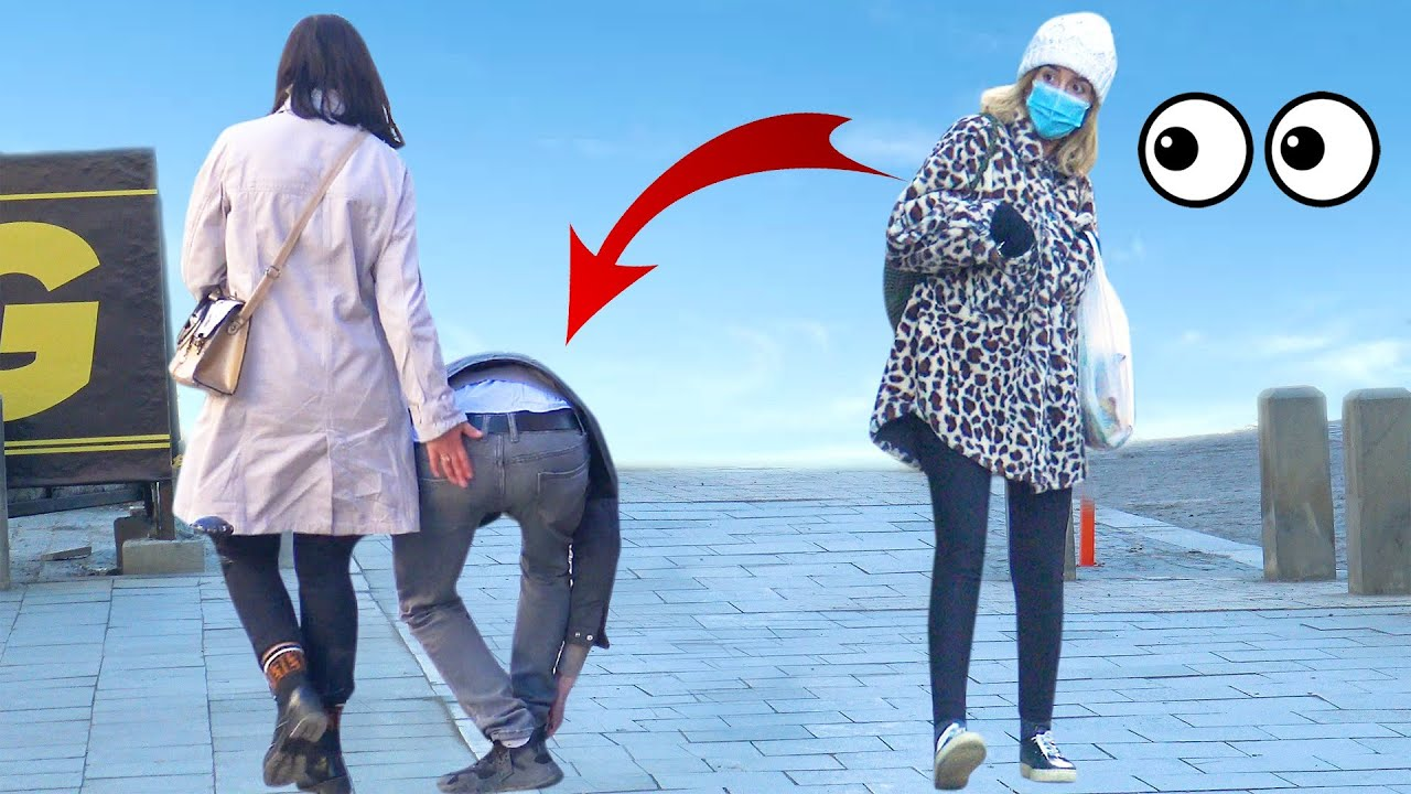 🔥 Booty Slap Prank! 😛 - AWESOME REACTIONS