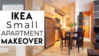 Tiny Apartment | Ikea, Small Space Decorating | Interior Decorating | Eps.3, Season 2