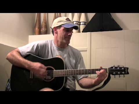 Song #12 - Dead skunk in the middle of the road (cover) \ Loudon Wainwright III