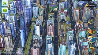 Android Game Simcity Full money Bigg City!