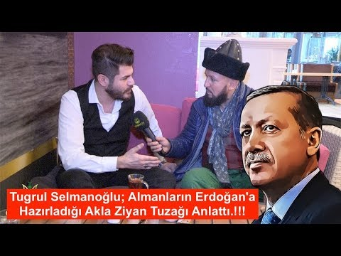 5 Alman'a Haddini Bildiren TÜRK: Tuğrul Selmanoğlu'dan Dehşet Açıklamalar