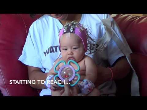 USC Infant Neuromotor Control Laboratory video