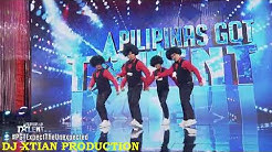 Pilipinas Got Talent CleanMix By Dj Xtian Mixer/Next Page@Nucturnal Dance Company