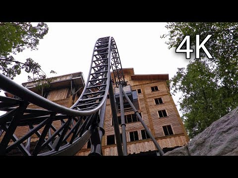 Time Traveler 4K construction update Silver Dollar City