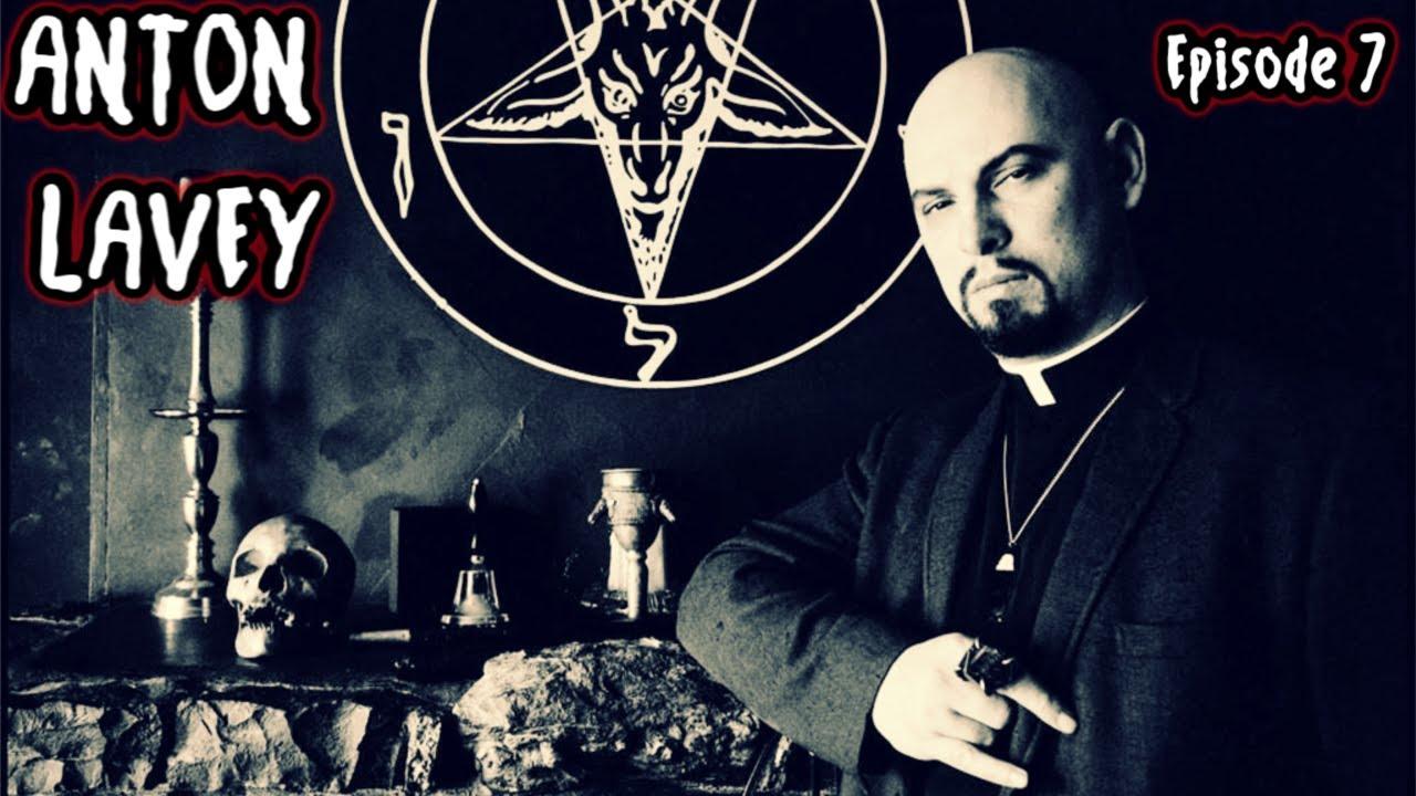 Download Anton LaVey: Into The Devil's Den - Lights Out Podcast #7