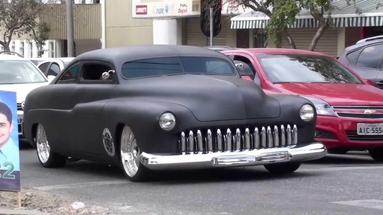 Hg Auto Bad Ass Ford Mercury With Air Suspension - Youtube