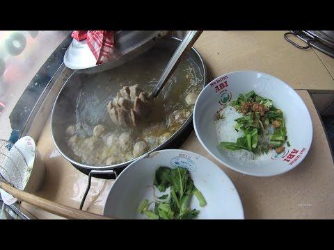 Indonesia Jakarta Street Food 1146 Part.1 Depok Mungkur Elephant Meatball Bakso Gajah Mungkur6029