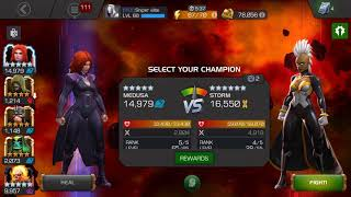 5/65 medusa full path uncollected and champion fight