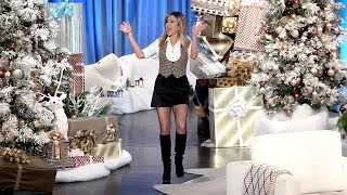 Jennifer Aniston's Holiday Surprise