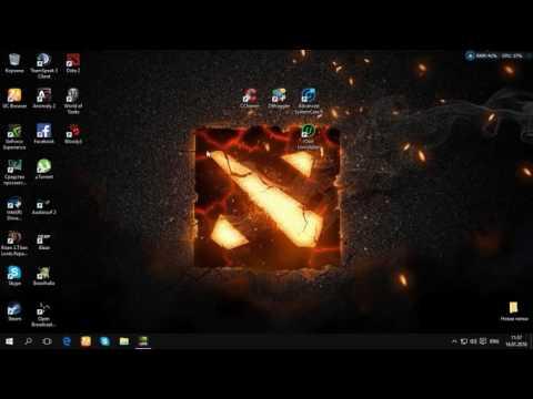 Настройка Windows 10 под Игры 2016