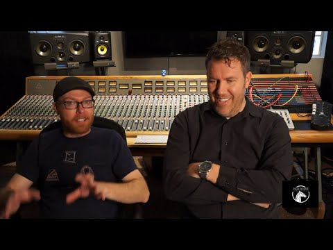 Greg Downs: Interview and studio tour at Pale Horse Sound.