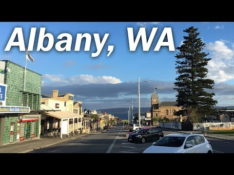 A Snapshot of Albany, Western Australia, 2017 Trip