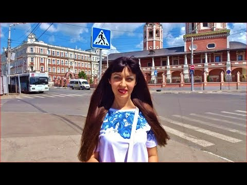Billionaire Abramovich and I, Old Moscow Street, VLOG: Life in My Province #6