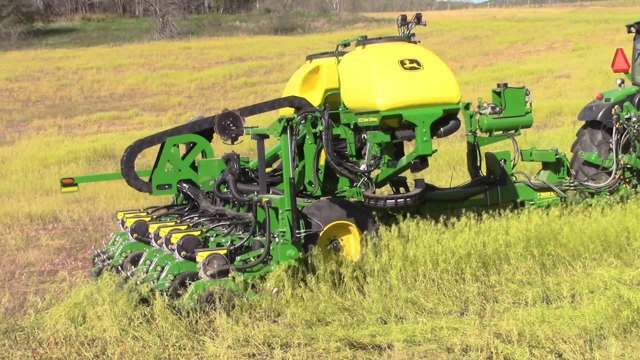 New 2016 John Deere Db20 Corn Planter Youtube