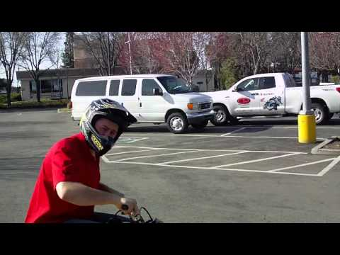 Contra Costa Powersports Used Honda TRX90 Youth ATV