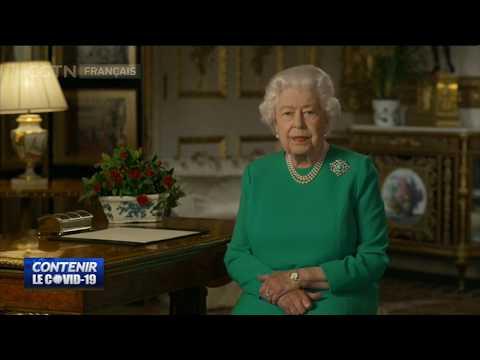 Coronavirus: la reine Elisabeth II s'exprime lors d'une rare intervention télévisée