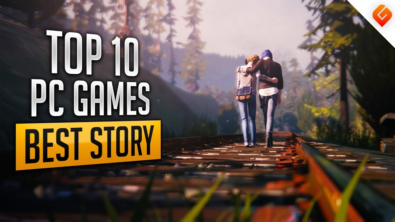 best interactive story games pc