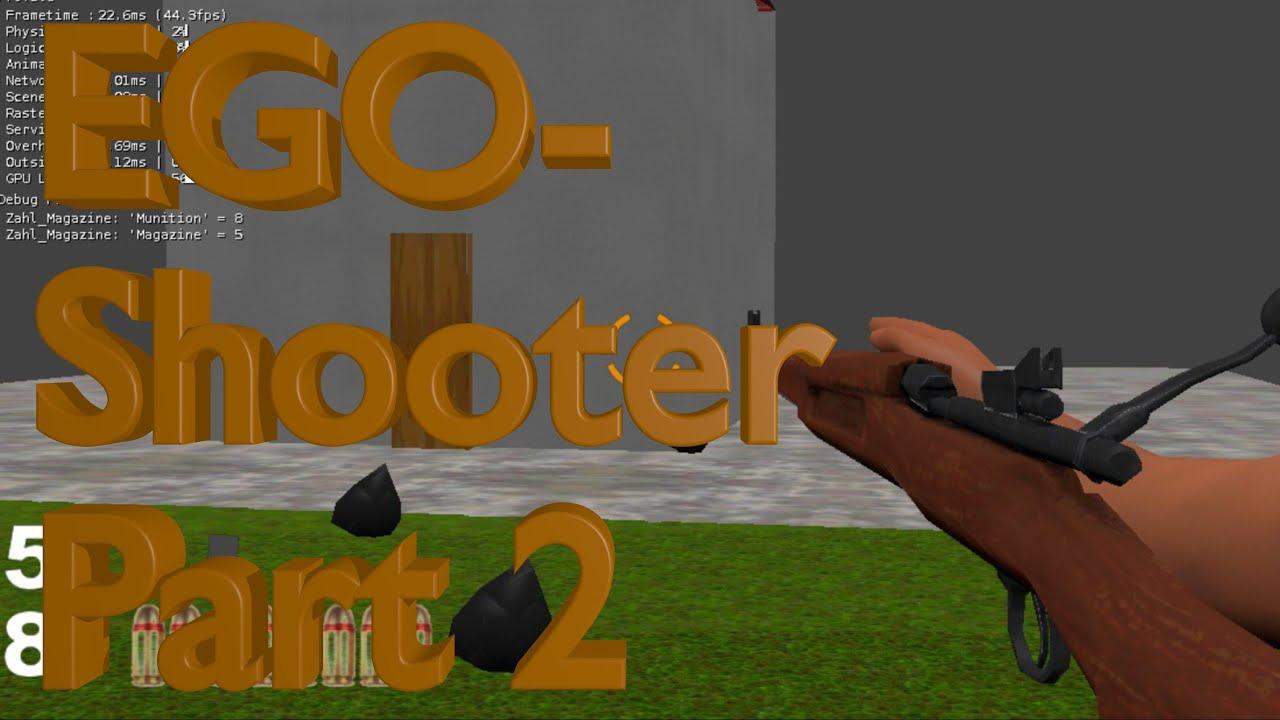3d Ego Shooter