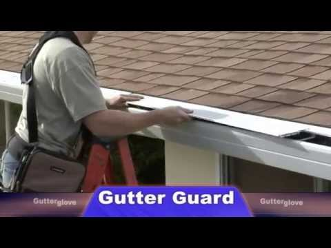 8 Gutter Guard Reviews - Part 2 of 4 - YouTube