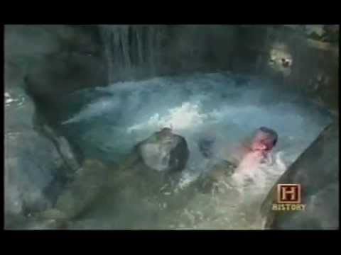 natural design swimming pool design build a backyard paridise pools spa waterfall grotto more youtube