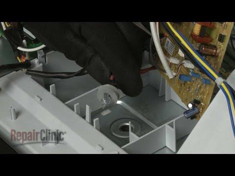 Lamp Socket Assembly - Kitchenaid Microwave #KMBP100ESS01