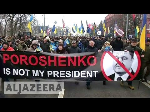 🇺🇦 Ukraine: Thousands demand return of Saakashvili