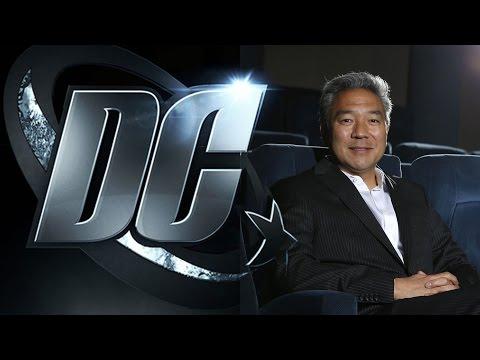 Warner Bros. CEO Talks Marvel vs DC - AMC Movie News