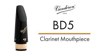 BD5 Clarinet Mouthpiece - Vandoren