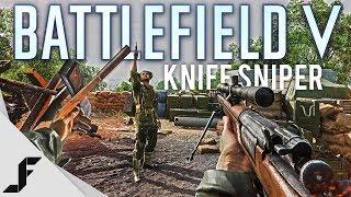 Knife Sniper Battlefield 5
