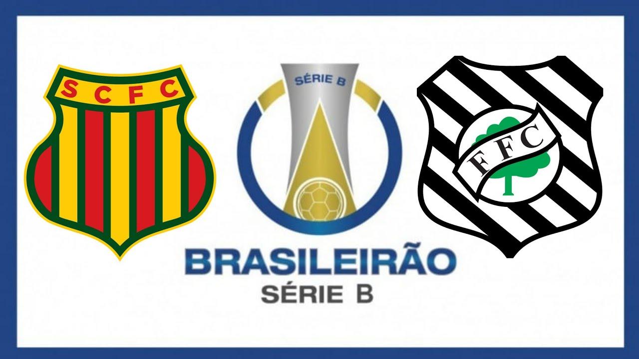 Sampaio Correa X Figueirense Brasileirao Serie B Pes 20 Gameplay Youtube