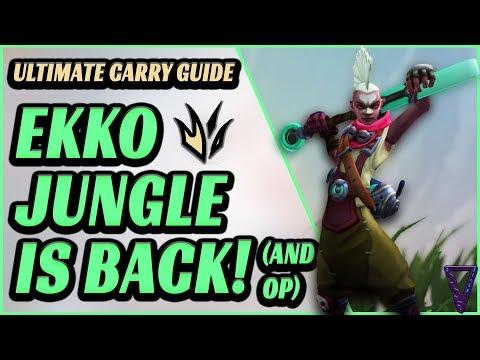 Ekko Jungle: Ultimate Carry Guide (How To Win More & Climb)