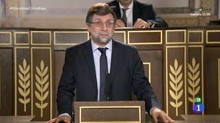 Crónica parlamentaria, tal cuál | El Acabose | José Mota