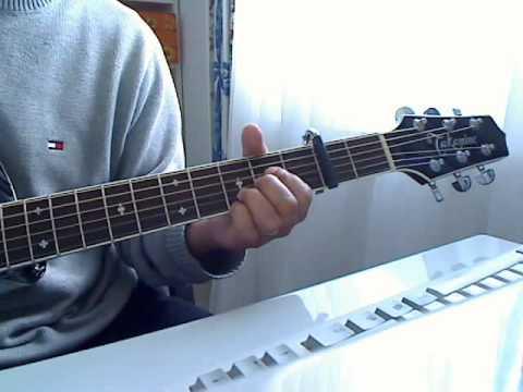 I´ll Make Love To You - Boyz II Men (Guitar Cover)