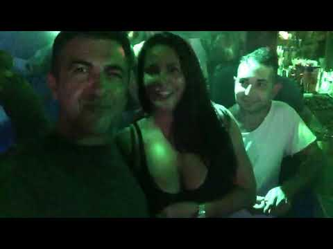 The most sexy Hungarian Super model  party at Paradiso club Hersonissos Crete Gr thumbnail