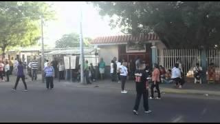 Así está el ambiente en el centro de votación Gabriela Mistral de Maracaibo
