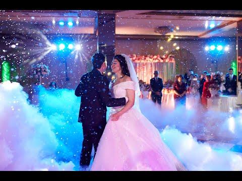 Армянская свадьба в Ростове-на-Дону. Арам и Лиана 1 часть