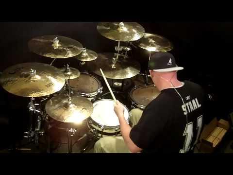 Blur - Song 2 [Drum Cover] Go Pens!