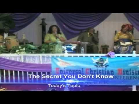 The Secret You Dont Know - Pastor Joyce Bryant (UCM Minnesota)