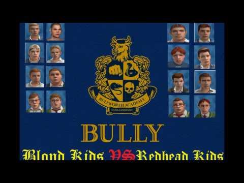 Bully SE: Blondes vs Redheads (Race Wars) (Full HD)
