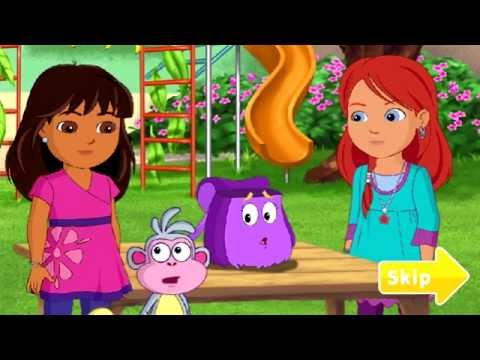 Dora and Friends Rainforest Rescue Adventure | Dora the Explorer Game for kids
