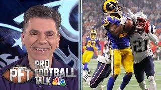 Super Bowl LIII superlatives | Pro Football Talk | NBC Sports