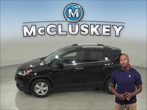 200334 - New, 2020, Chevrolet Trax, Test Drive, Review, For Sale -