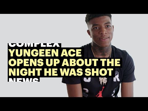 Exclusive: Rapper Yungeen Ace Opens Up to Complex About the Night He Was Shot Eight Times