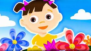 Dziecięce Przeboje - Kwiatkowa piosenka (Oficjalny teledysk)