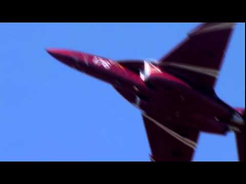 Aermacchi-Alenia M346 Master (Vidéo officielle Salon du Bourget 2011)