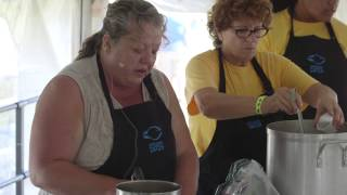 Outer Banks Catch Kitchen: Hatteras Style Clam Chowder