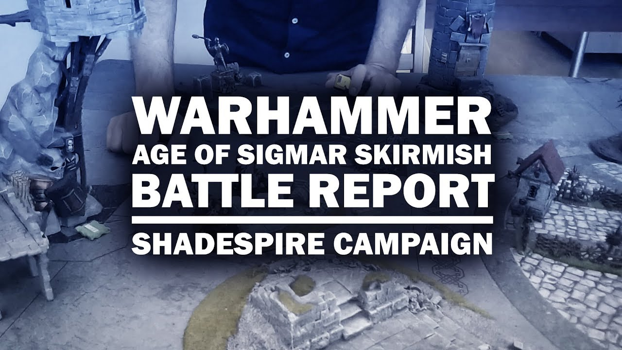 age of sigmar skirmish pdf
