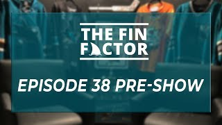 Episode 38 Pre-Show Live Stream, Gustav Nyquist!