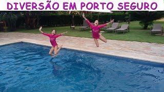 DIVERSÃO EM PORTO SEGURO - VIAGEM PARTE 1 thumbnail